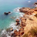 Kust bij l'Ametlla de Mar
